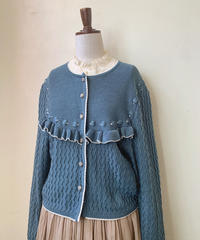 used  Spring cotton cardigan