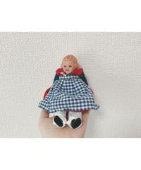 vintage rubber doll