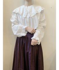 used euro cotton skirt