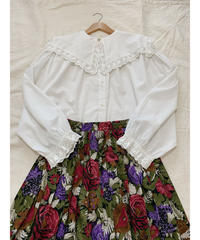 used us flower skirt