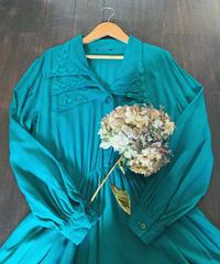 used 80s cotton dress