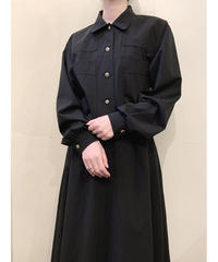 used black color dress
