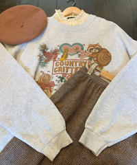 used country sweat