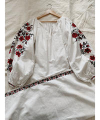 antique Ukraina dress