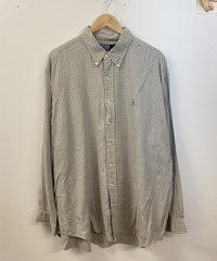 想いを伝えるギンガムチェックシャツ1398