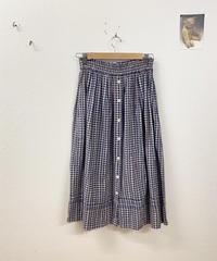 青春を楽しむスカート3663