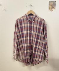 ベリーミックスのチェックシャツ3077