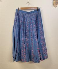 海が綺麗なスカート1443