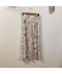 春の匂いがするお花のスカート895
