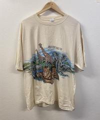 サファリパークのTシャツ1238