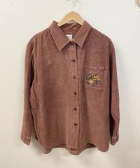 動物好きのあの子のシャツ1982