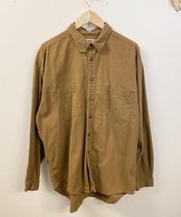キャラメルラテのLevisシャツ1710