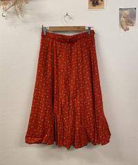 つぶつぶ苺スムージーのスカート1005