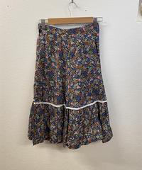 お花屋さんのスカート1549