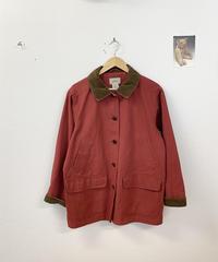 真っ赤なリンゴのワークジャケット4268