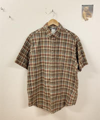 carharttのチェックシャツ3399