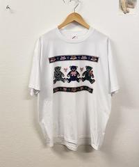 リボンが大好きなクマのTシャツ3188