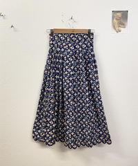 押し花を楽しむお花のスカート3325