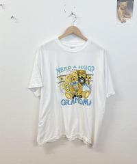 ひまわりが好きなクマのTシャツ3538