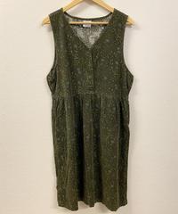 抹茶ミルクのジャンパースカート1663