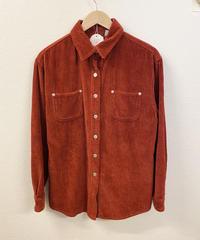 イチジクが好きなゴーデュロイシャツ1708