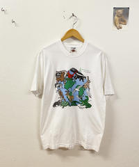 世界の動物に会いにいくTシャツ3391