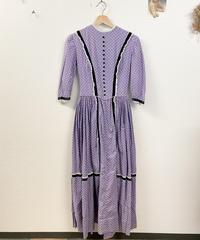 ブルーベリーヨーグルトのドレス3213