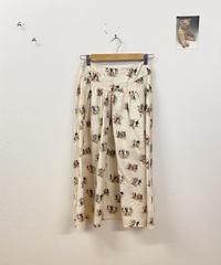貴族の舞踏会スカート4055