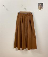 キャラメルラテのスカート4012