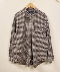 ゆったりしたBIGサイズシャツ1823