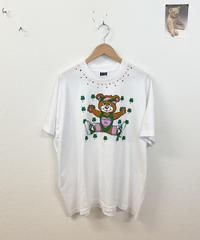 エクササイズをするクマのTシャツ3535