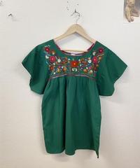 メキシカン刺繍トップス3567