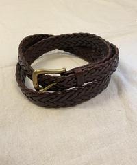amiami dark brown belt0176
