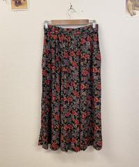ドライフラワーが好きなスカート2612
