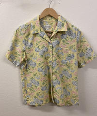フレッシュな気持ちの開襟シャツ1014