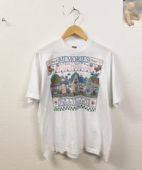夢の国へ遊びに行くTシャツ3189