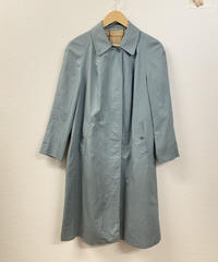 Burberry coat light blue(英国製)2203
