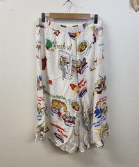 アメリカンポップなスカート1483