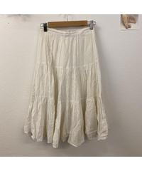雲みたいに真っ白なスカート843