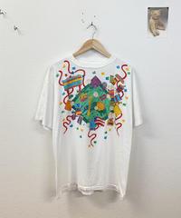 野球観戦に行くTシャツ3453
