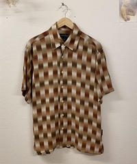チョコレートのチェックシャツ999