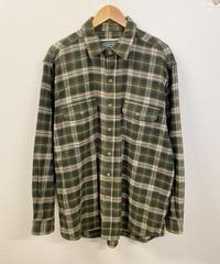 肩を並べ合うチェックシャツ1695