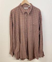 L.L beanのチェックシャツ1696