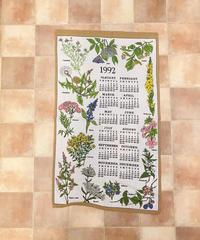 植物図鑑のタペストリー0406
