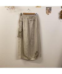 ナチュラルなエッグスカート893
