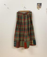 リンゴ狩りに行くスカート3930