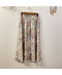 爽やかな風が吹くお花のスカート805