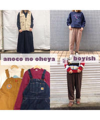 B.anoco no oheya boyishな福袋🧺