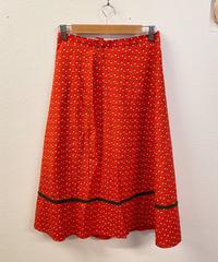 苺タルトが好きなスカート1273