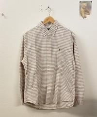 ピーチタルトのチェックシャツ3078